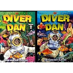 Diver Dan, Vols. 1 & 2