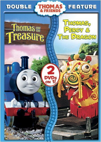 Thomas & Friends: Thomas & the Treasure/Percy & the Dragon