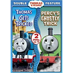 Thomas & Friends: Thomas Gets Tricked/Percy's Ghostly Trick