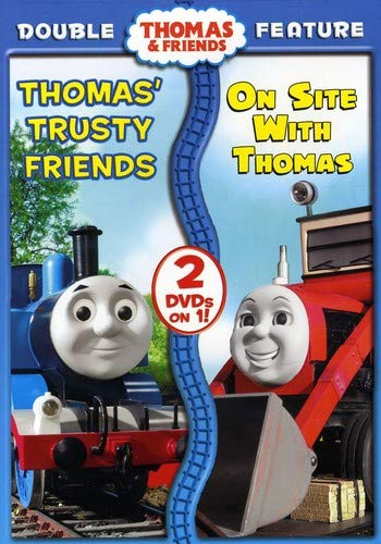 Thomas & Friends: Thomas' Trusty Friends/On Site with Thomas