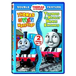 Thomas & Friends: Thomas & the Toy Workshop/Thomas & the Really Brave Engine