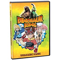 Dinosaur King: Volcanic Panic