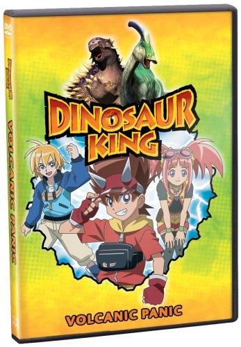 Dinosaur King: Volcanic Panic