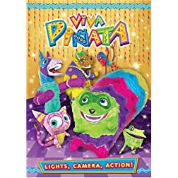 Viva Pinata: Lights, Camera, Action