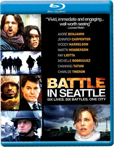 Battle in Seattle [Blu-ray]