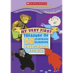 My Very First Treasury of 50 Storybook Classics: Preschool Stories