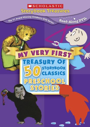My Very First Treasury of 50 Storybook Classics: Preschool Stories