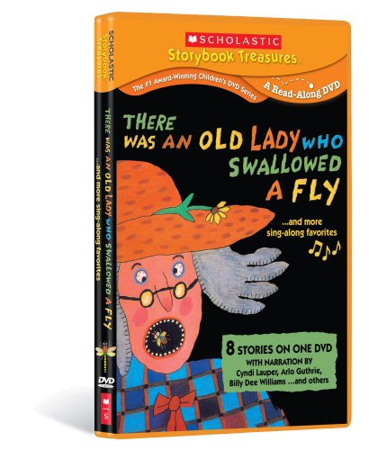 There Was an Old Lady Who Swallowed a Fly... and More Stories That Sing