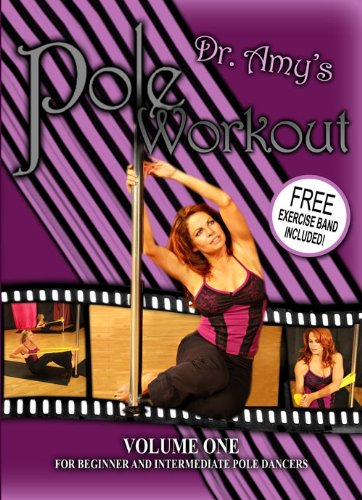 Polateaz A Whole New Way To Workout Volume One For Beginner to Intermediate Pole Dancers! FREE EXERCISE BAND INCLUDED!