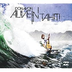 DONAVON ALIVE IN TAHITI DVD