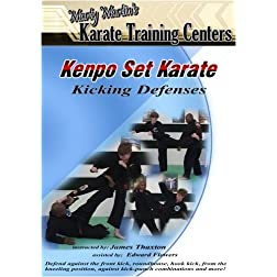 Marty Martin's Self Defense Training Series - Kicking Defenses