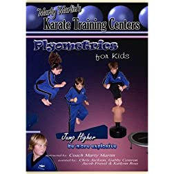 Marty Martin's Sport Karate Plyometrics for Kids