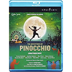 The Adventures of Pinocchio [Blu-ray]