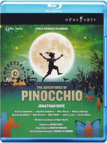 The Adventures of Pinocchio [Blu-ray]