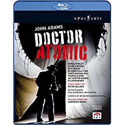 John Adams: Doctor Atomic [Blu-ray]