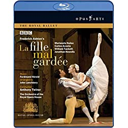 La Fille Mal Gardee [Blu-ray]