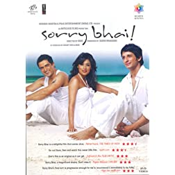 Sorry Bhai (2008) - DVD