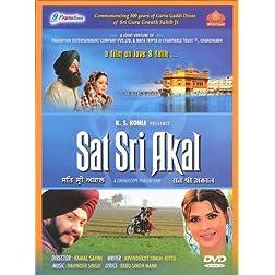 Sat Sri Akal (2008) DVD