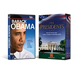 American Presidents Bundle (Amazon.com Exclusive)