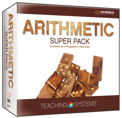 Teaching Systems Arithemtic Module Super Pack