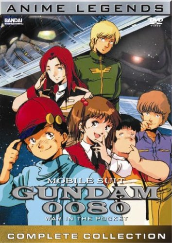 Mobile Suit Gundam 0080: War in the Pocket - Complete Collection