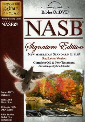 New American Standard Bible: Signature Edition