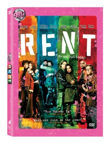 Rent - Girls Night In packaging