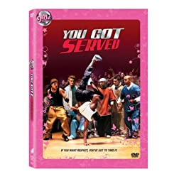 You Got Served Special Edition - Girls Night In packaging