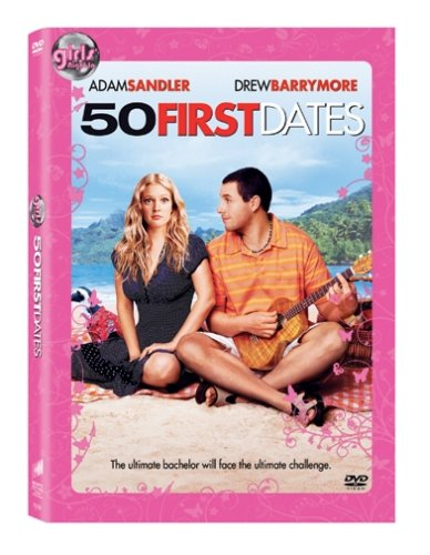 50 First Dates Special Edition widescreen - Girls Night In packaging