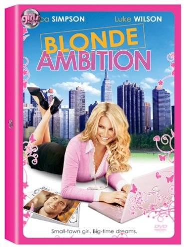 Blonde Ambition - Girls Night In packaging