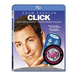 Click - Girls Night In Sticker [Blu-ray]