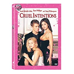 Cruel Intentions - Girls Night In packaging