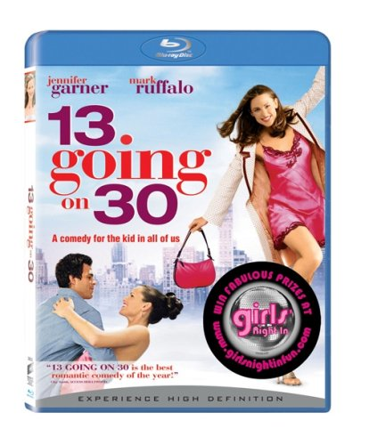 13 Going On 30 - Girls Night In Promotion [Blu-ray]