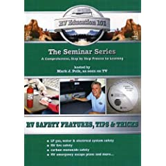 RV Education 101: RV Safety Features, Tips & Tricks