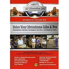 RV Education 101: Drive Your Motorhome Like a Pro