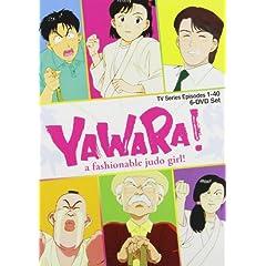 Yawara!: A Fashionable Jugo Girl: Episodes 1-40