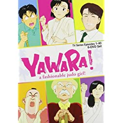 Yawara!: A Fashionable Jugo Girl: Episodes 1-40