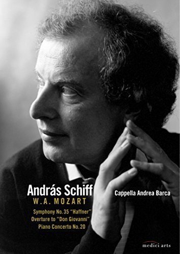 Mozart/Bach: Andras Schiff Plays and Conducts Mozart