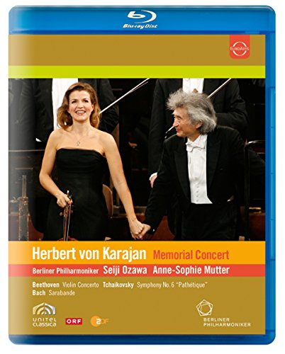 Herbert von Karajan: Memorial Concert [Blu-ray]