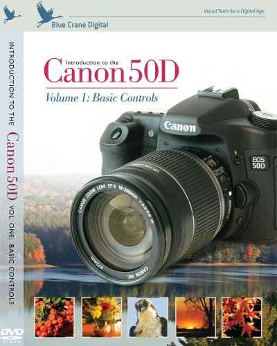 Introduction to the Canon 50D Volume 1: Basic Controls