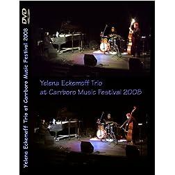 Yelena Eckemoff Trio at Carrboro Music Festival 2008