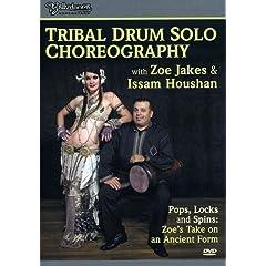 Bellydance Superstars: Tribal Drum Solo Choreography w Zoe & Isamm
