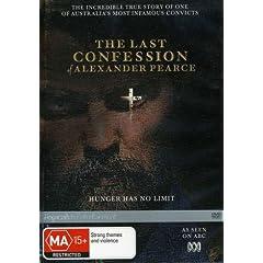 Last Confession of Alexander Pearce (Pal/Region 4)