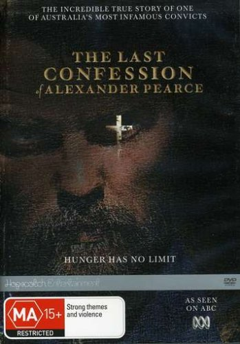 Last Confession of Alexander Pearce (Pal/Region 4)