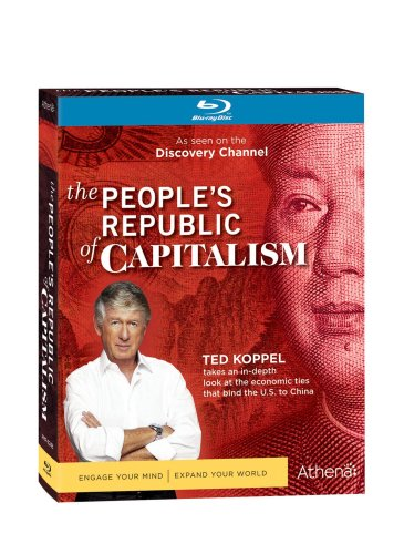 The People's Republic of Capitalism with Ted Koppel [Blu-ray]