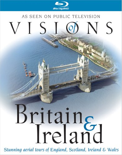 Visions of Britain and Ireland [Blu-ray]