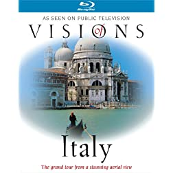 Visions of Italy [Blu-ray]