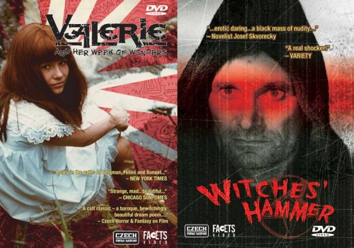 Czech Chillers: Valerie and Her Week of Wonders/Witches' Hammer