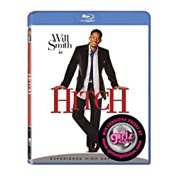 Hitch - Girls Night In Sticker [Blu-ray]
