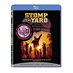 Stomp The Yard - BD Girls Night In Sticker [Blu-ray]